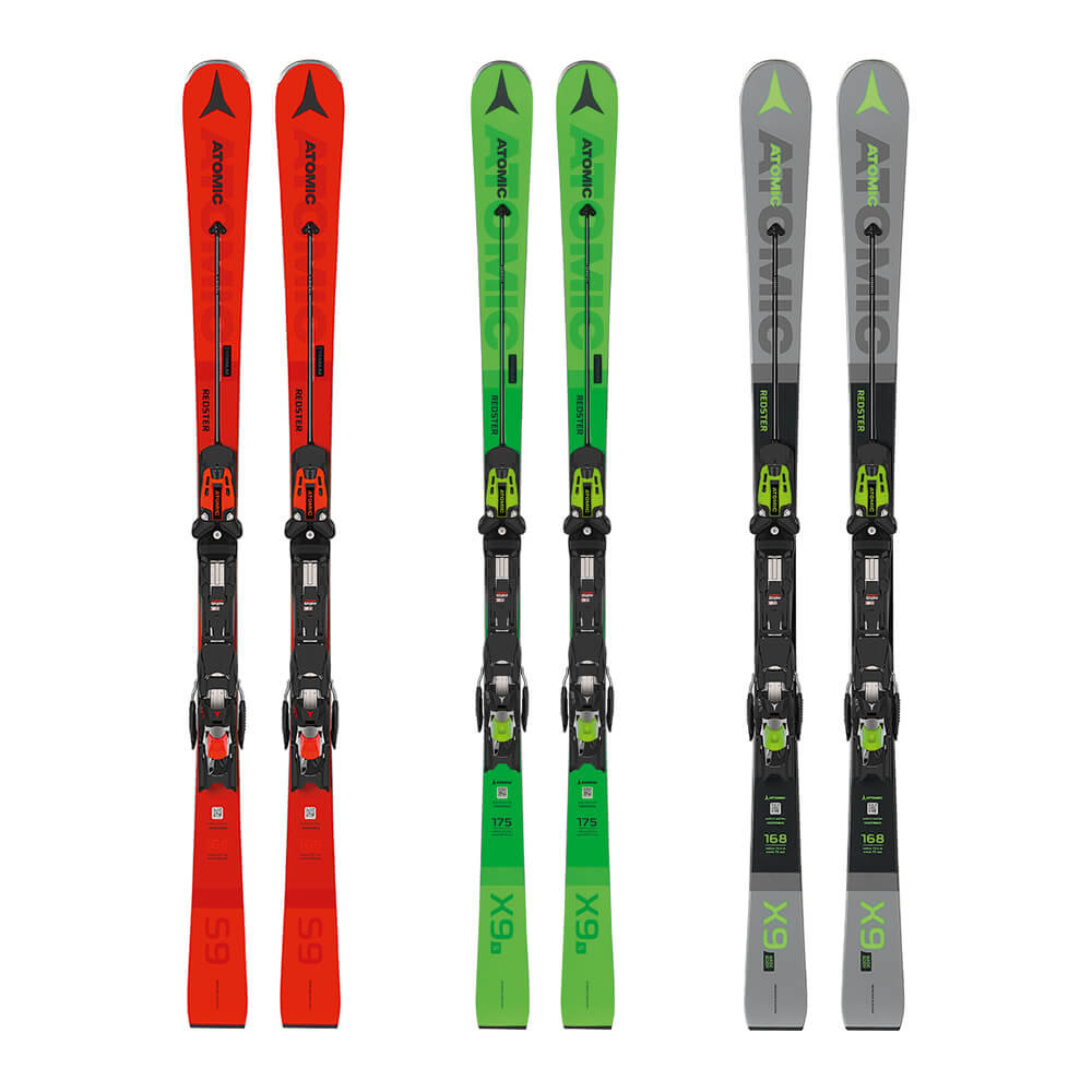 TOP PERFORMANCE Skis