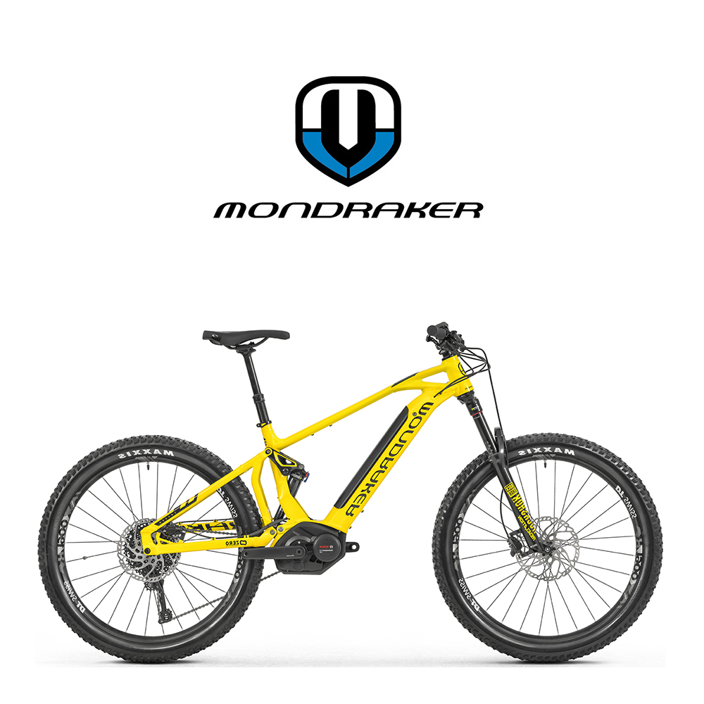 E-Bike MTB PERFORMANCE - Taglia S