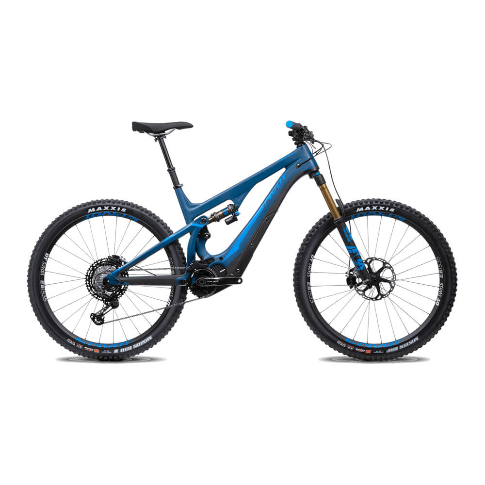 E-Bike ENDURO TOP - M