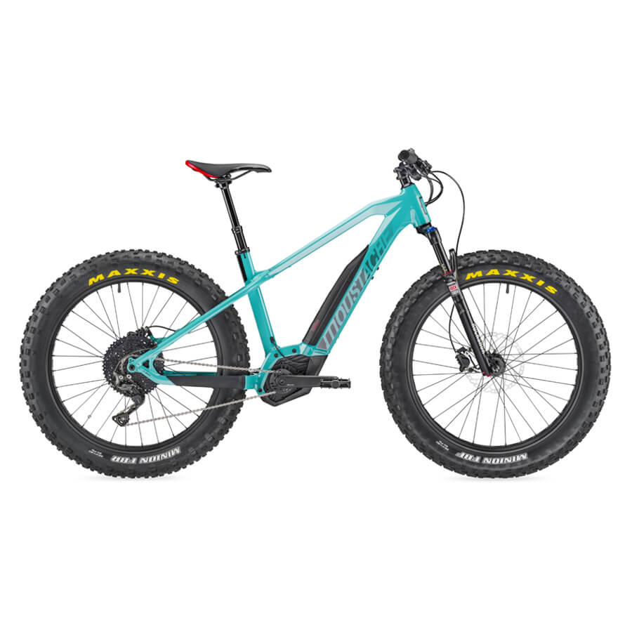 E Fat Bike - Taglia S