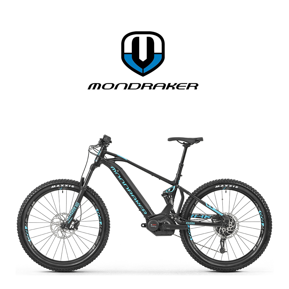 E-Bike MTB BASIC - Taglia M