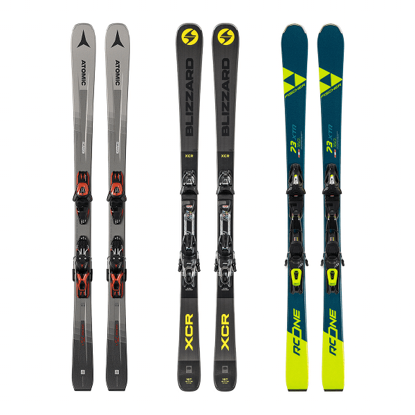 INTERMEDIATE Skis